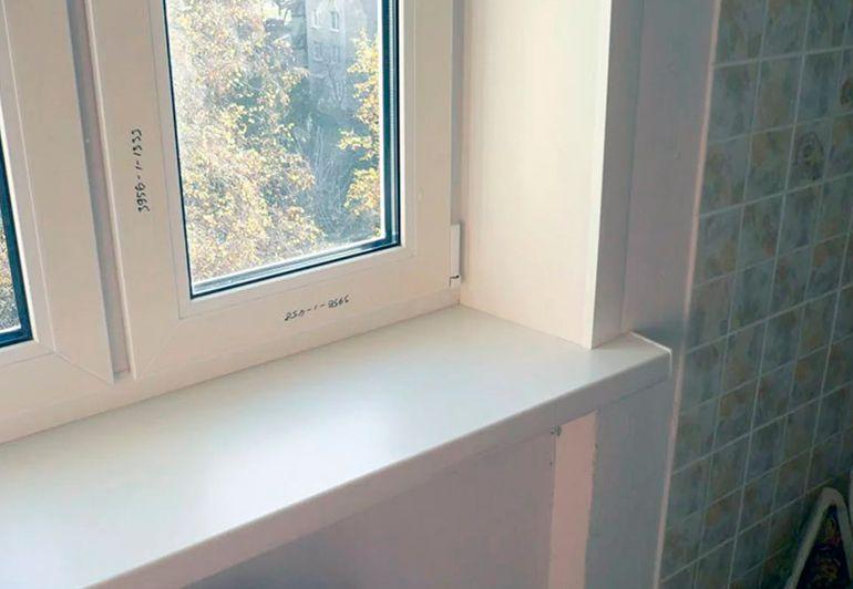 Как сделать откосы на окнах пластиком своими руками