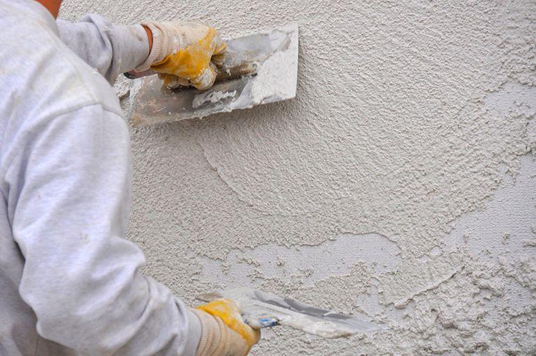 Как оштукатурить гипсолитовую стену цементным раствором виды растворы строительные